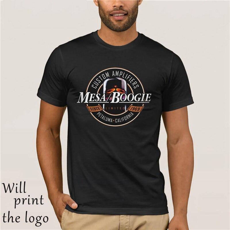T-SHIRT de MESA BOOGIE Inspirado Custom Guitarra Ampères orgulho DAS MULHERES DOS HOMENS de TAMANHOS DOS MIÚDOS Casual Cool t shirt homens Unisex Moda de Nova tshirt