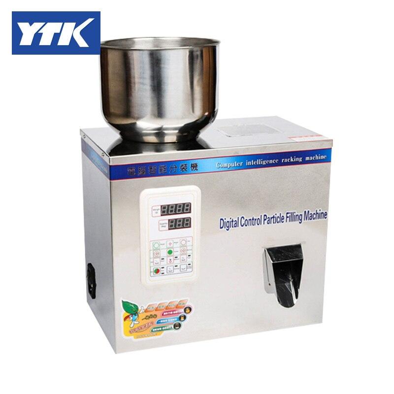 YTK 2-100g Intelligent Maize Flour Filling Packaging Machine