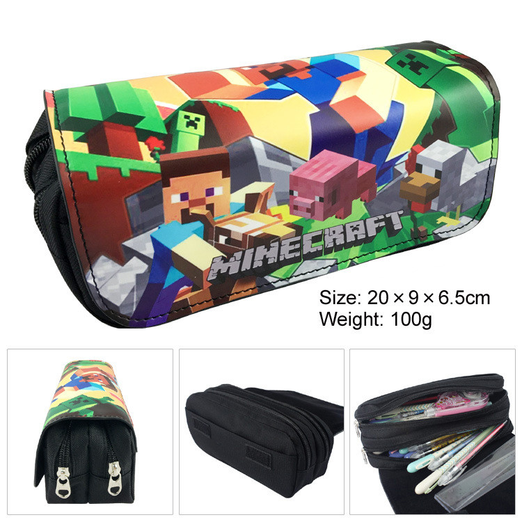 CAN BE PERSONALISED PENCIL CASE CHOICE OF COLOUR TWO EYE JACKSEPTICEYE