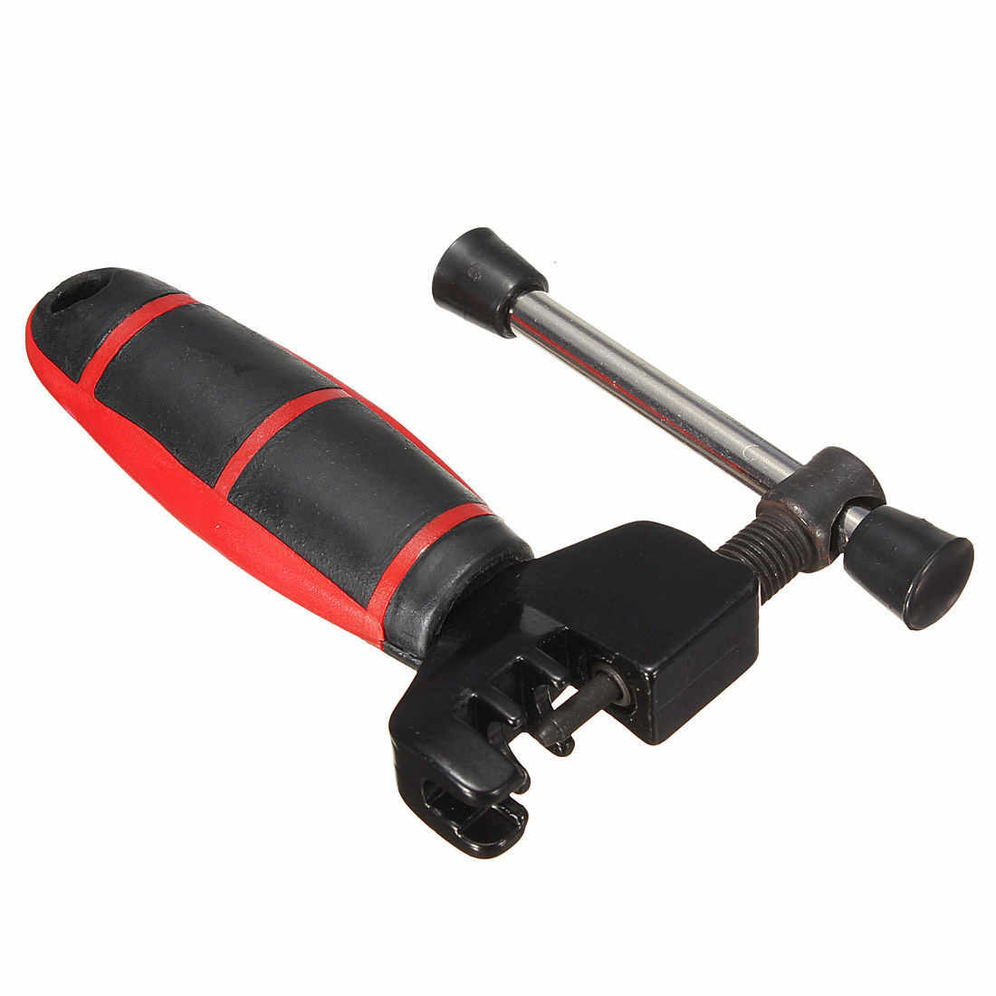 Merah Pemutus Rantai Besi Sepeda Sepeda Rantai Pin Remover Link Breaker Splitter Extractor Alat Kit Klasik Accessorie # Y78
