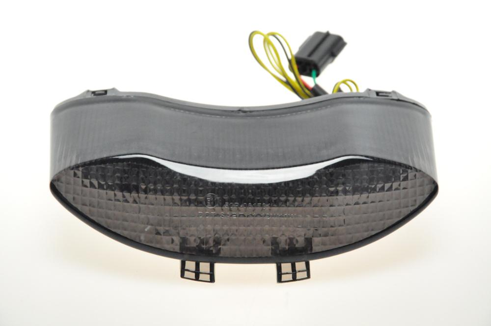 LED Tail Light Integrated Turn signal For TRIUMPH 2012 2016 Speed Triple R