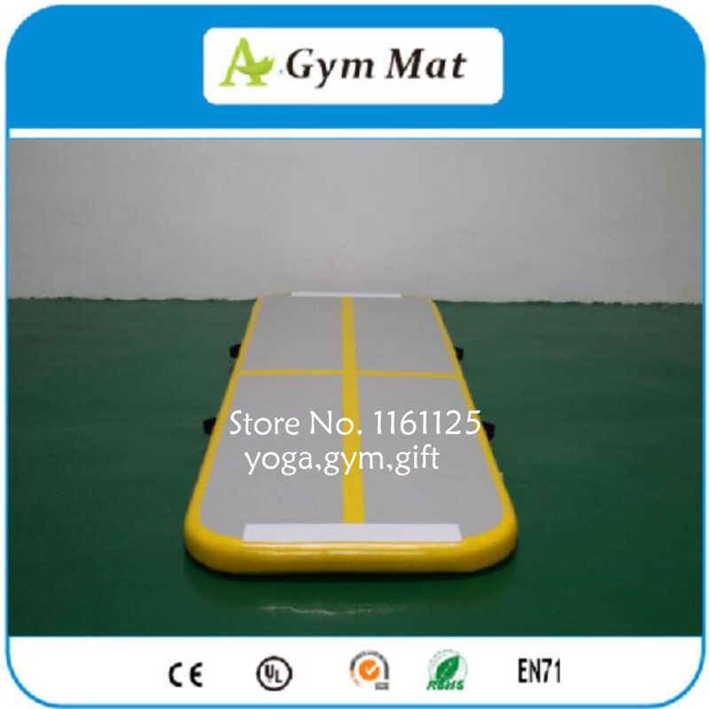 5X2m Factory wholesale inflatable air track for gym