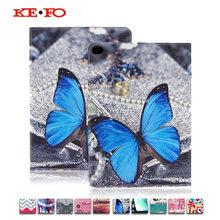 For Apple iPad Air 2 case Print pattern Design Folio PU Leather book cases for iPad 6 for ipad air2 Cover Tablet Accessories