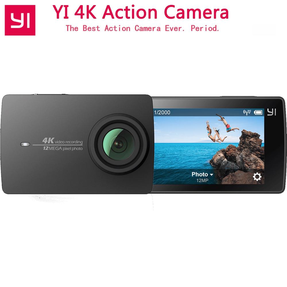 [Internationale editie] Xiaoyi YI 4K actiecamera sportcamera - Camera en foto