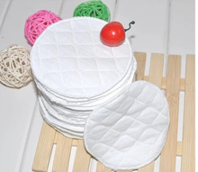 2016 NEW 2 PCS/LOT Cotton Washable Breast Pads Galactorrhea Anti-overflow nursing pads pregnant maternity pads baby feeding