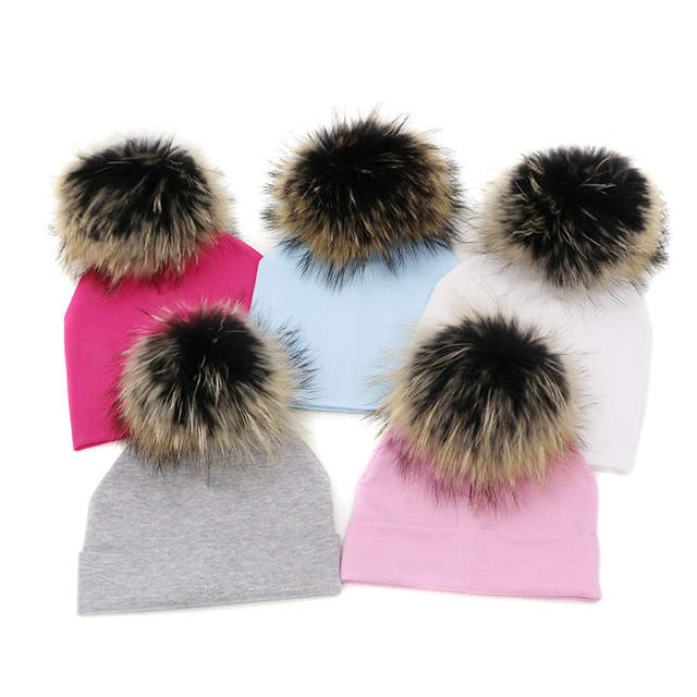 8ae280b27b5 placeholder GZHILOVINGL 5 Months-2.5 Years Baby Girls Boys Toddler Winter  Warm Cotton Knit Beanie Hat