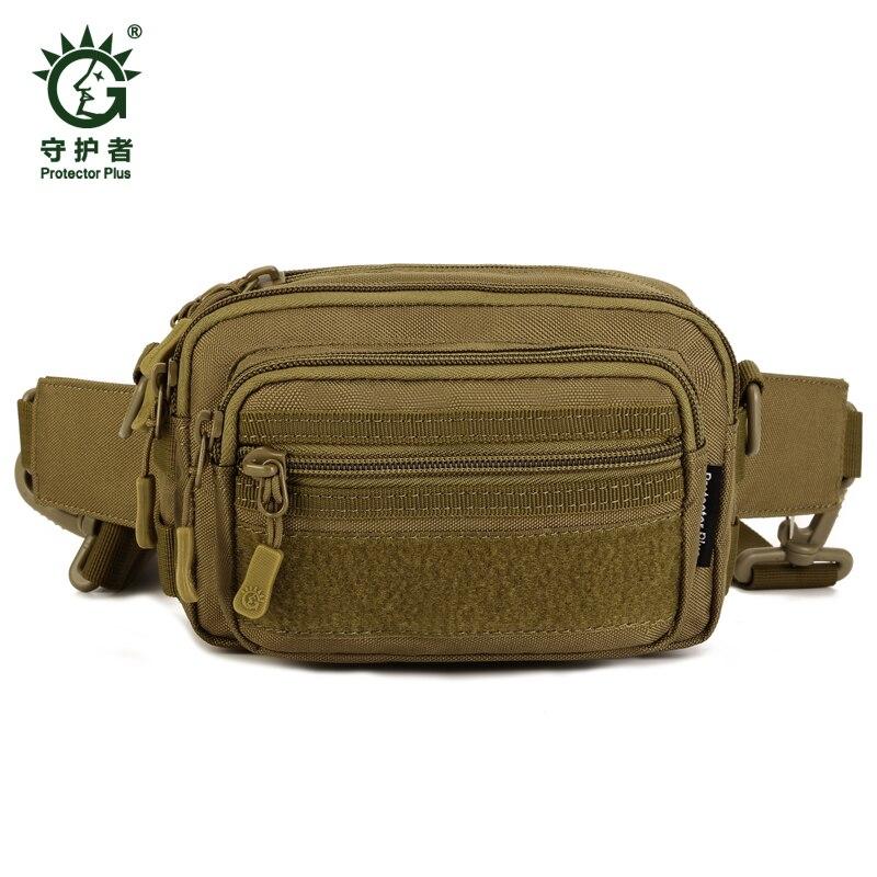 Waterproof Waist Belt Bag Military Equipment Should Bags