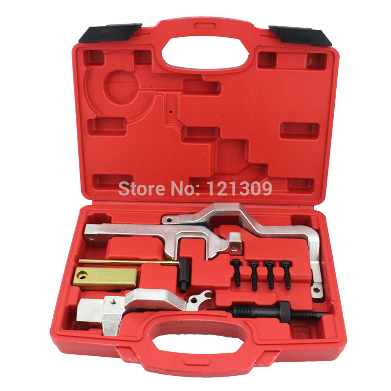 Hand Tools PSA Engine Mini Ep6 Camshaft Timing Tool Kit 1.4 1.6 N12 N14 Wonderful Set For BMW цены онлайн