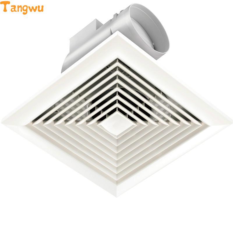 Ventilateur pièces offre spéciale muet cuisine toilette forte ventilateur d'échappement