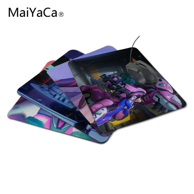 maiyaca unique design dva new mousepads for size 18x22cm and 25x29cm