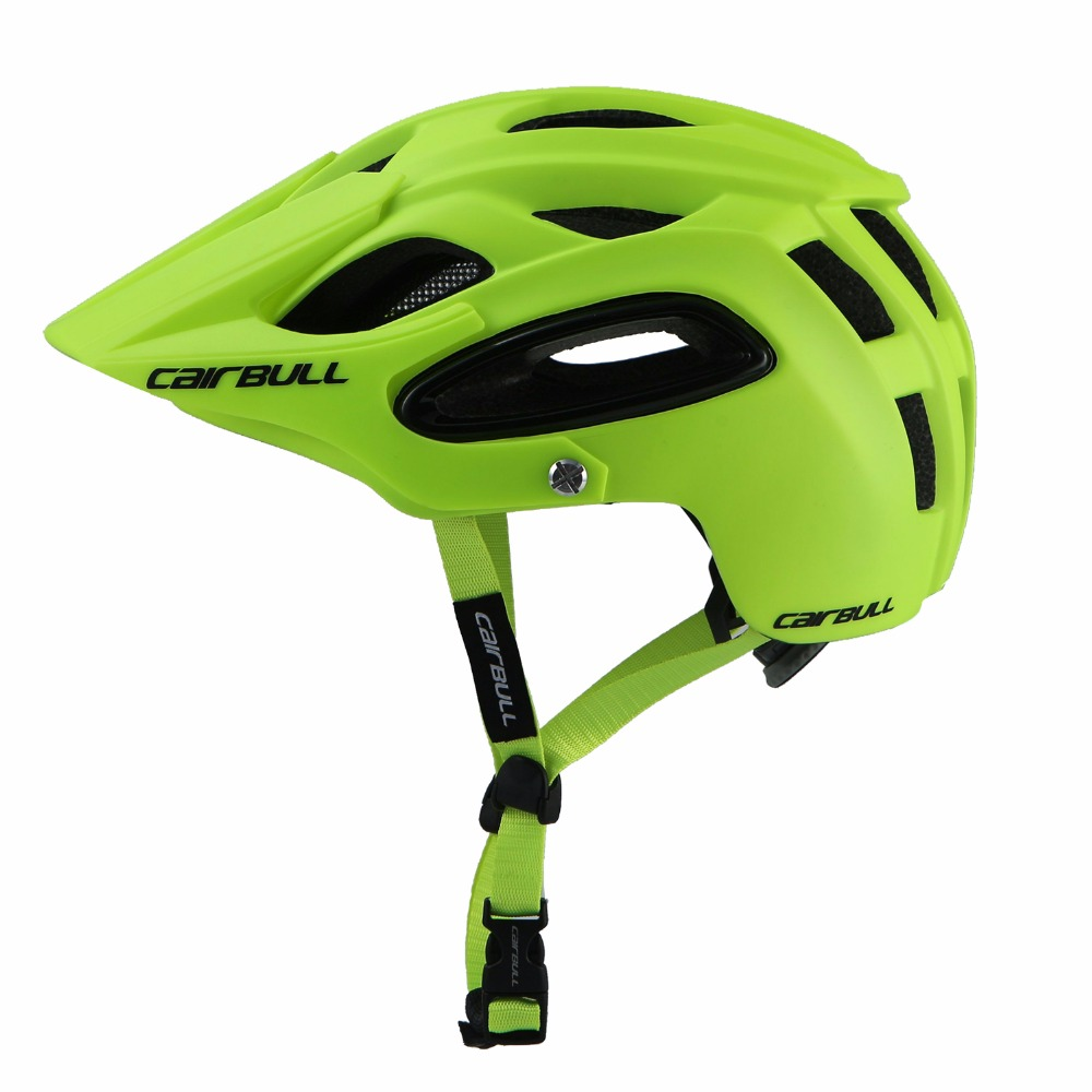 High Quality Mountain Biking Helmet Mountain Forest Protection Safety Riding Bike Helmet Men Women Cycling Helmet image