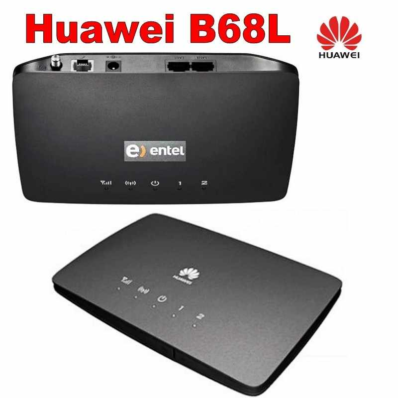 Huawei B68L-25 900/1900/2100Mhz 3G wireless gateway Huawei B68L 3G router Sbloccato