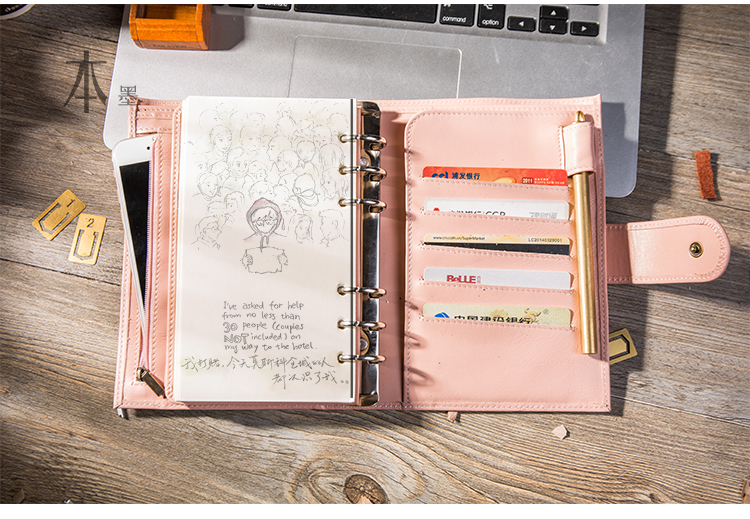 High Quality diary journal