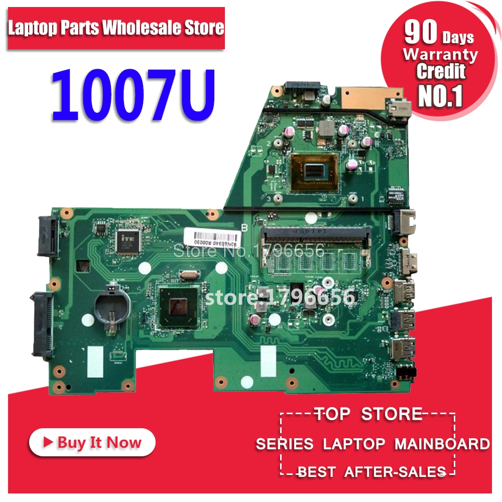 X551CA motherboard for ASUS X551CA Laptop motherboard X551CA mainboard REV2.2 1007u Test work 100% OK printio кружка цветная внутри