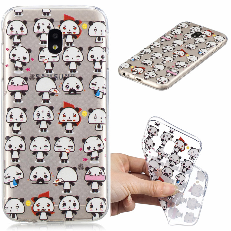 100pcs Phone Case FOR Samsung J7 2017 J730 Cover Silicone J 7 2017 Soft TPU FOR Samsung Galaxy J7pro 2017 Back Case Protector