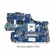 NOKOTION NEW70 LA-5891P MBWJR02001 Мб. WJR02.001 для Acer Aspire 5742 Материнская плата ноутбука HM55 ATI графика DDR3