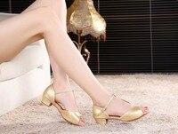 Serbest posta Büyük Indirimler & Couponsgirl/Promosyon Fiyat/Kadınlar için kız Yüksek Kaliteli Latin Dans Ayakkabıları/Altın gümüş Latin ayakkabı