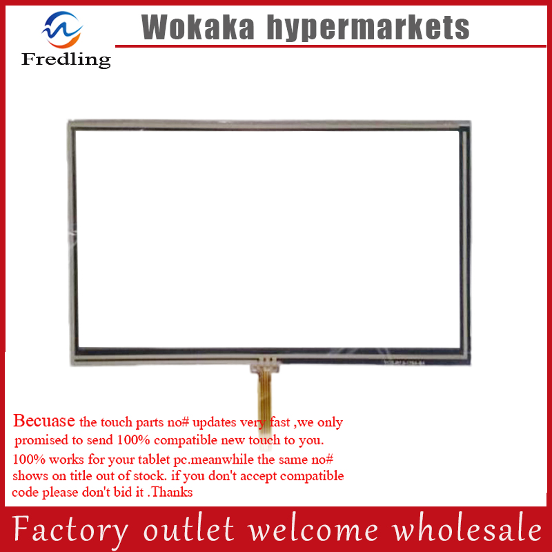 Original New 7 inch GPS touch screen PROLOGY iMap 7020M Tablet 160 97mm Touch Screen Panel