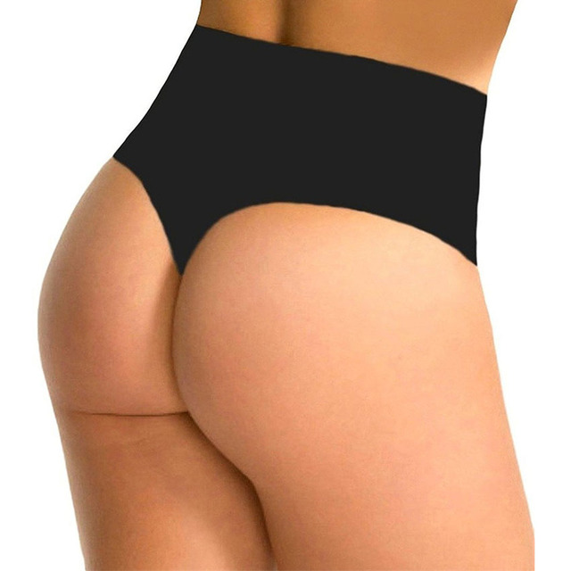 New Sexy Women Body Shaper Panty Seamless Booty Butt Lifter Panties High Waist G String