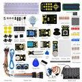 Бесплатная доставка! новый Keyestudio Супер Стартер Обучение Kit для Arduino (без MCU Доска) + PDF
