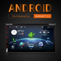 Dual Core Android 4 4 Din Car Non DVD Player GPS PC For Toyota Tiida Qashqai