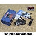 Cauda Traseira do carro Luz de Aviso/Para Hyundai Veloster 2011 ~ 2015/Auto Externo para Anti-Colisão Traseira final de Auto-Condução segura Luzes