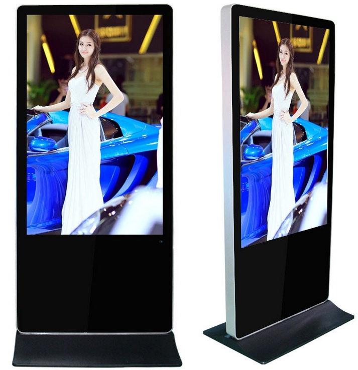 47 55 65 Inch Interactive Android 3g 4g Wifi Led Lcd Tft Hd Cctv Digital Signage Tv Lcd Advertising Multimedia Kiosk Pc