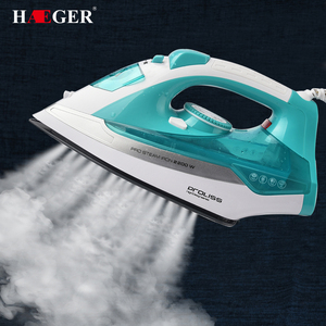 2200W Electric Irons Steam Flatiron For Clothes High Quality Multifunction Ceramic Soleplate Iron Ironing