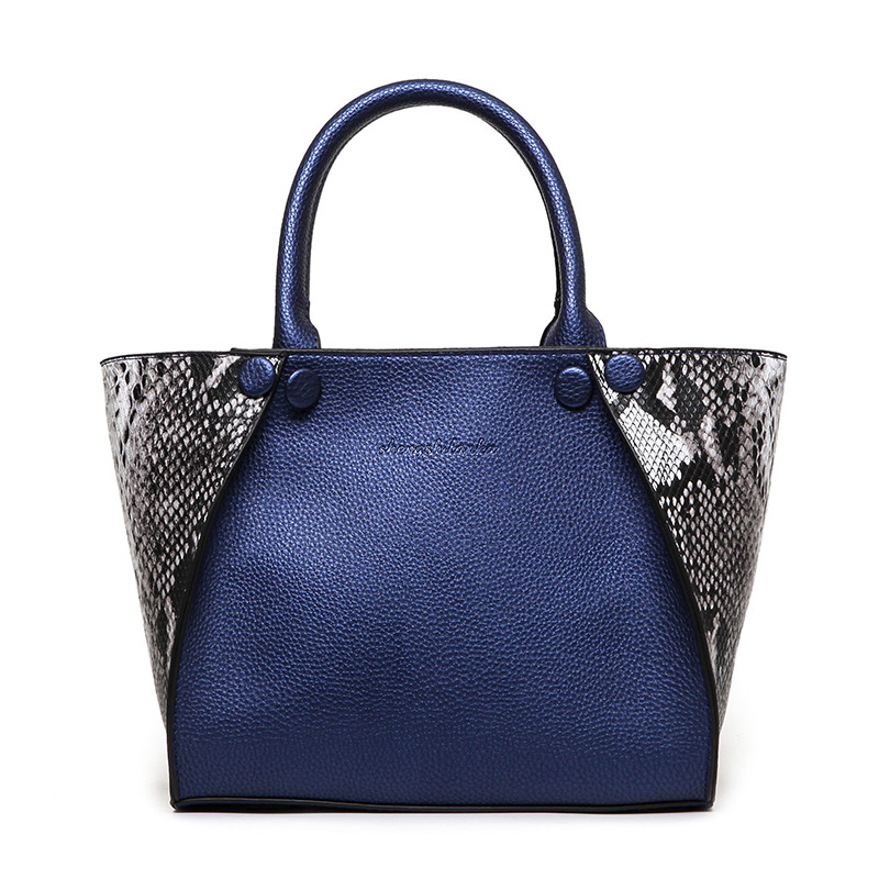 Women Top handle Bag Shoulder Bags PU Leather Handbags Solid Tote Bolsas Feminina Borse Female Herald