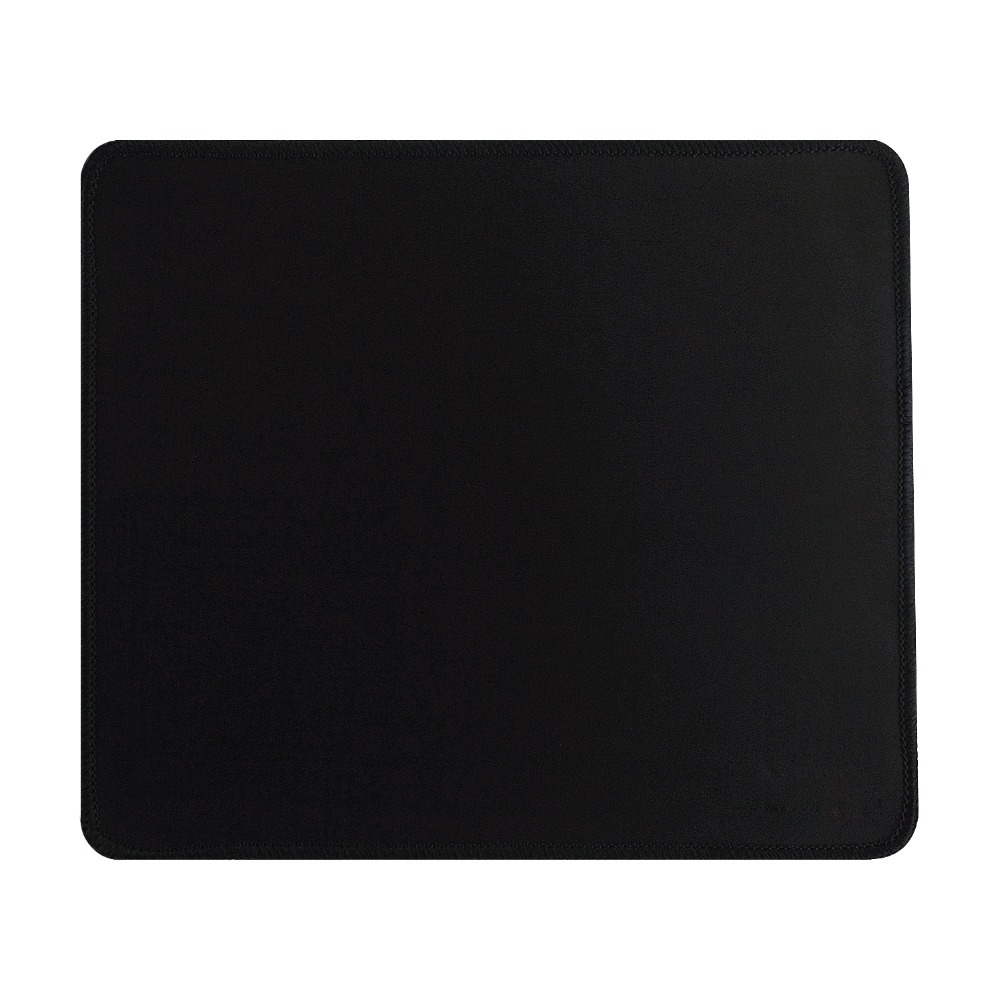 Drop shipping 24*20cm Universal Black Slim Square Gaming Mouse Pad Mat Mouse Pad Muismat For Laptop PC Computer Tablet cloth eva computer mouse pad grass green black