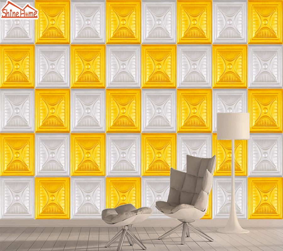 8d Photo Cartoon Kids Mural Wallpaper 3d Wall Paper Papers Home Decor Wallpapers For Living Room Self Adhesive Brick Murals Roll
