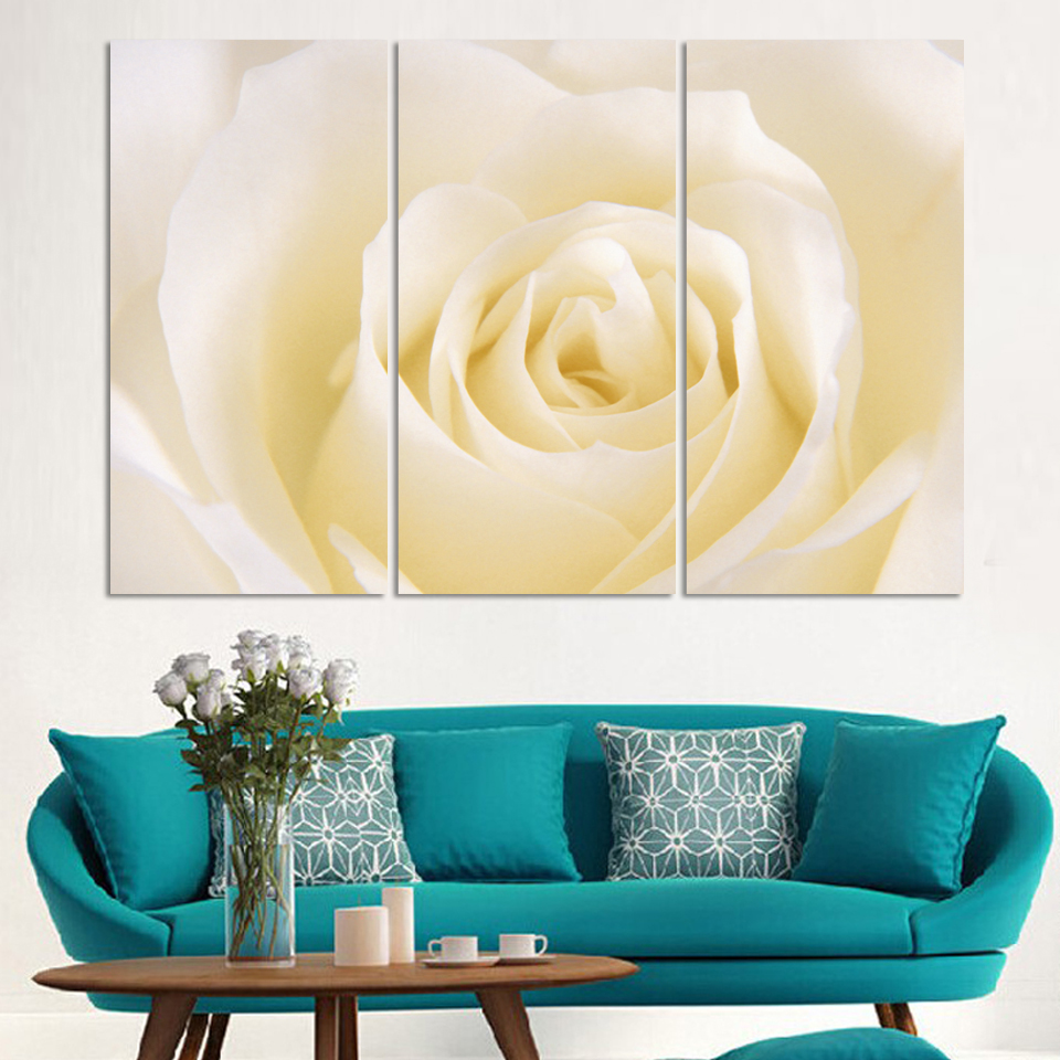 Nice 3 Piece Modern Wall Art Composition - The Wall Art Decorations ...