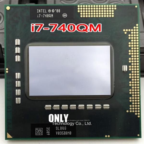 INTEL CORE I7 CPU Q740 TREIBER