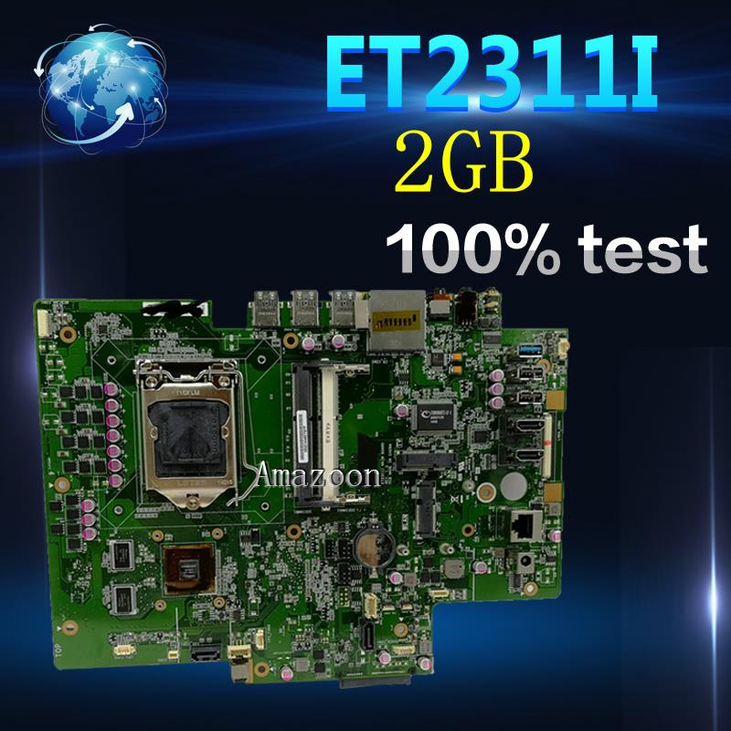 ASUS ET2311I BD Amazoon for Et2311i/Et2311/100%test Ok Mainboard V2GB All-In-One