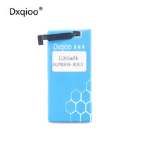 Dxqioo Mobile Phone Battery Fit For Sony Ericsson Xperia Go ST27 ST27i ST27a AGPB009 A003 1265mAh