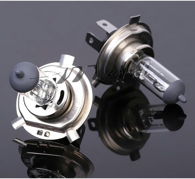 H4 12 V 100 W / 90 W 4300 K Kuning P43t Fog Halogen Bulb light - Lampu mobil - Foto 3