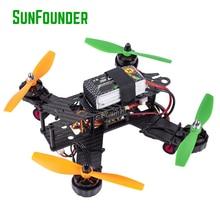 SunFounder SF210 Racer FPV Quadcopter Bingkai Kit NazeFlight32 Dron Serat Karbon Drone Profesional RC Helikopter