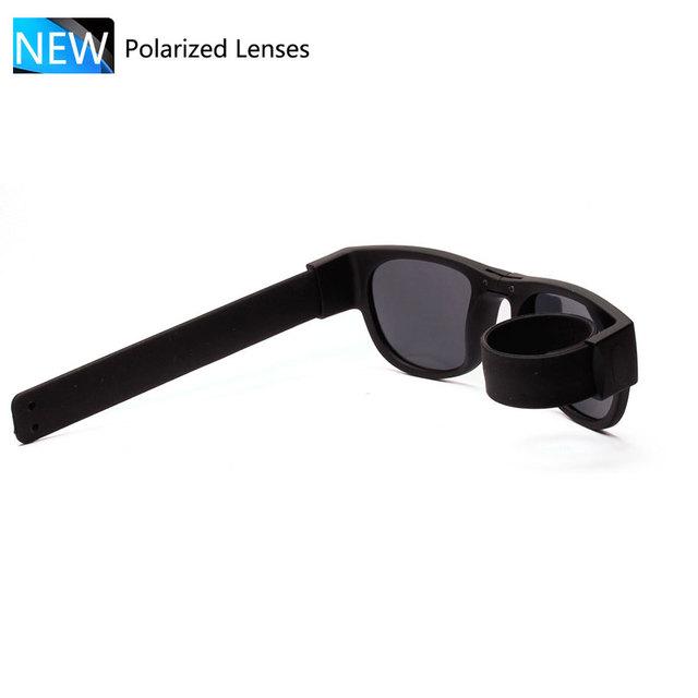 Slap Wristband Sunglasses