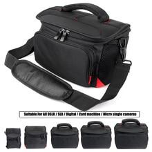 DSLR Камера сумка для sony alpha A7 III II A6000 A6300 A5100 A5000 HX90 HX60 HX50 RX100 II III IV V sony сумка A7RIII A7MIII