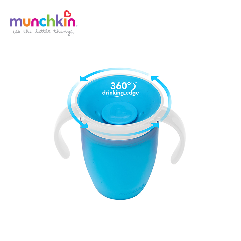 Munchkin Miracle 360 Sippy Trainer baby Cup Toddler baby Girl Boys Kids copo baby cup BPA free