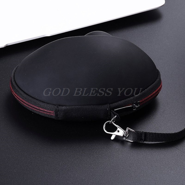 Wireless Mouse Case Carrying Organizer Cover Pouch Hard Shell Waterproof Shockproof Travel for Logitech M570