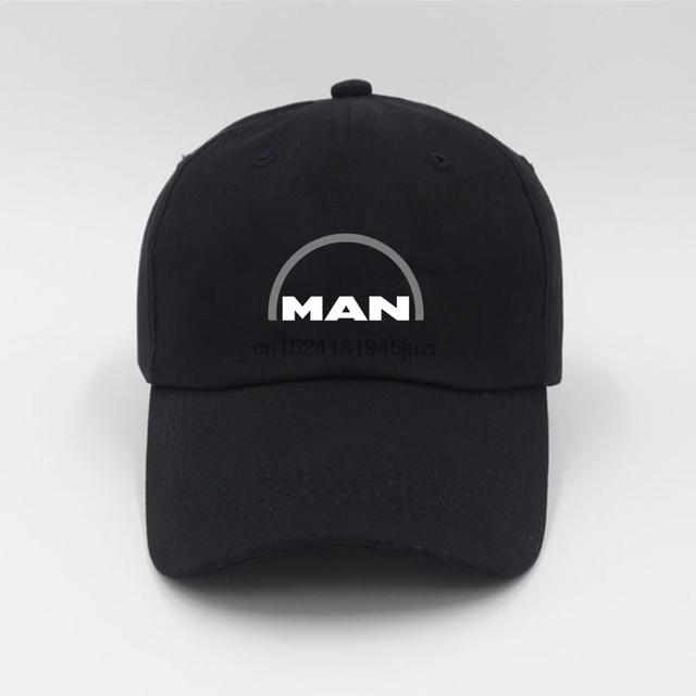 6999d5831fe Germany MAN Truck Logo Fashion Trend Men s and Women s Baseball Caps Sun Hat  Couples Hat Adjustable Adult Cap