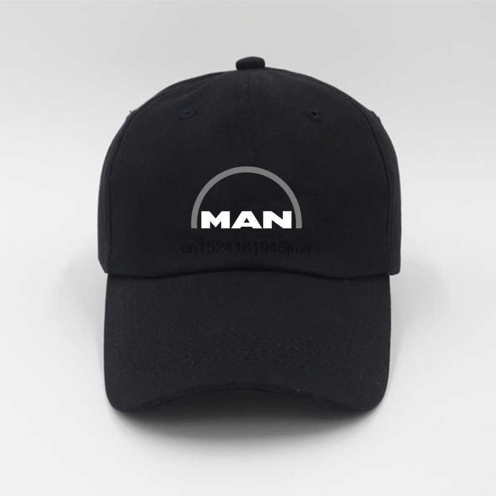 2d7eb709473db Germany MAN Truck Logo Fashion Trend Men s and Women s Baseball Caps Sun Hat  Couples Hat Adjustable