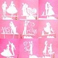 Фотообои для свадебных тортов для невесты и жениха