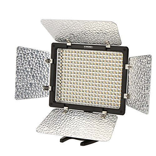 300III YN 300 III 3200K - 5500K video camera shooting LED light300III YN 300 III 3200K - 5500K video camera shooting LED light