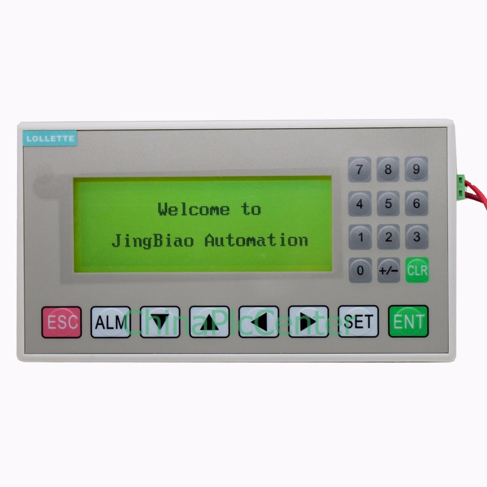 OP320 A V8 0q 4 3 inch Text Display HMI Support 232 485 Communication ports new