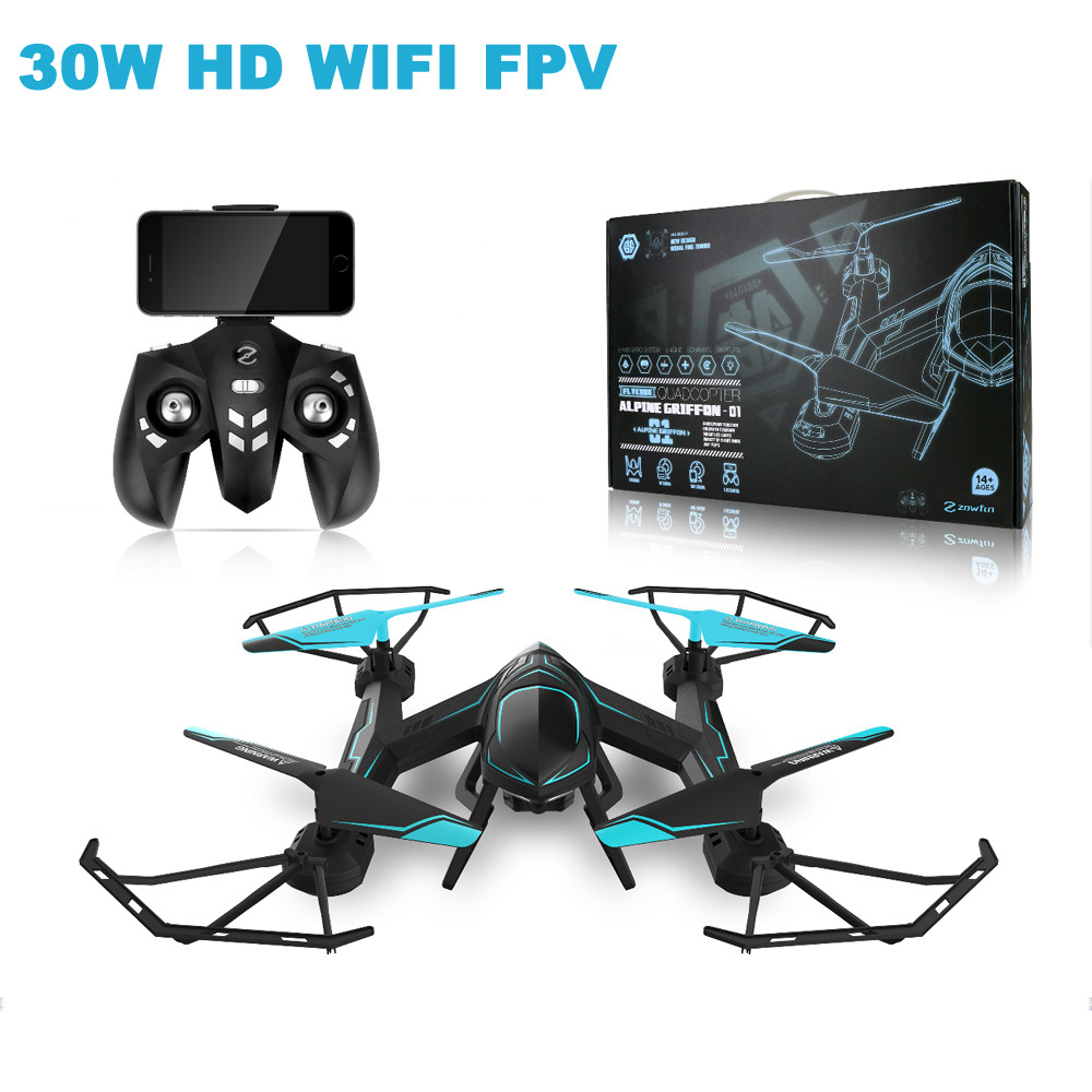 High Quqlity X8SW NEW 0.3MP HD Camera Drone RC Helicopter Quadcopter WiFi FPV PHONE Birthday Gift For Kid Toys Wholesale yc folding mini rc drone fpv wifi 500w hd camera remote control kids toys quadcopter helicopter aircraft toy kid air plane gift