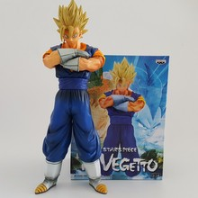 Dragon Ball Z Action Figure Vegetto PVC Figure 190 MM Dragon Ball Vegetto Modèle Jouet Figuras DBZ MSP Figure Esferas Del Dragon