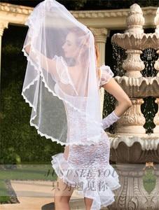 Image 4 - Femmes Sexy dentelle nuisette Lingerie Sexy chaude érotique mariage Lingerie blanc dentelle robe de mariée Cosplay Costume Sexy Porno sous vêtements