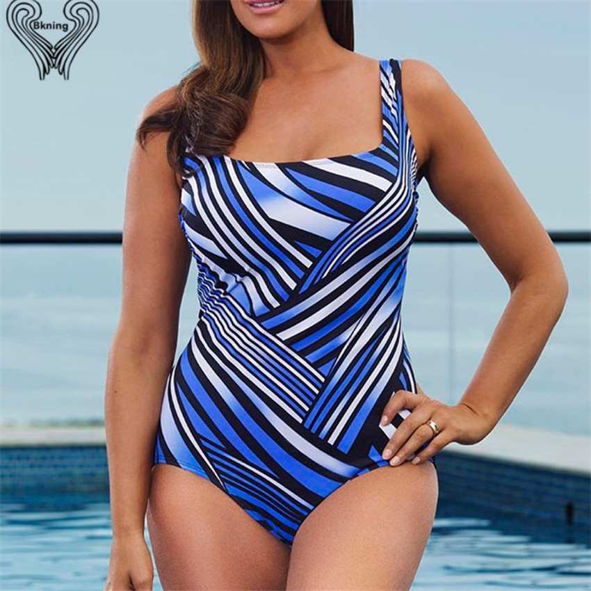 Modest Plus Size One Piece Swimsuit women one-piece monokini push up bathing suit female sport suit print beach wear swim suits plus size swimwear one piece swimsuits sexy women push up padded bikinis floral beach bathing suits push up swim wear monokini